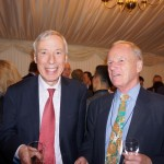 Earl Howe and Jim Thomson