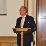 Chairman Warwick Morris