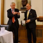 Earl Howe chooses another lucky name