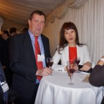 David Saunders, Chris and Giae Hollands, Justina Jang