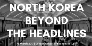 North Korea Conf at LSE