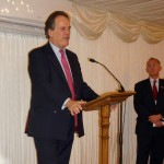 Our guest speaker, Mark Field MP