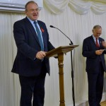 Our host, Sir Edward Davey MP