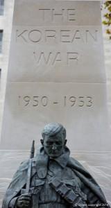 Memorial to the Korean War Unveiled in London