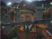 North Korea Dancer