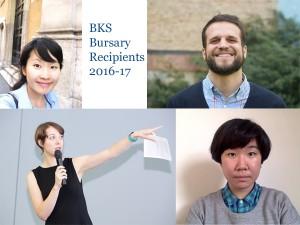 Bursary Collage 2016